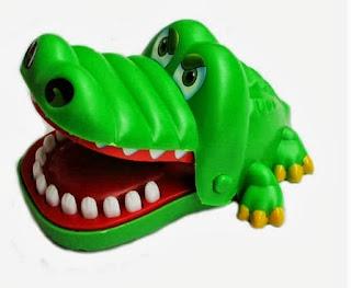 крокодил игрушка