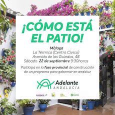 Fase Provincial de Málaga ¡Como está el Patio!