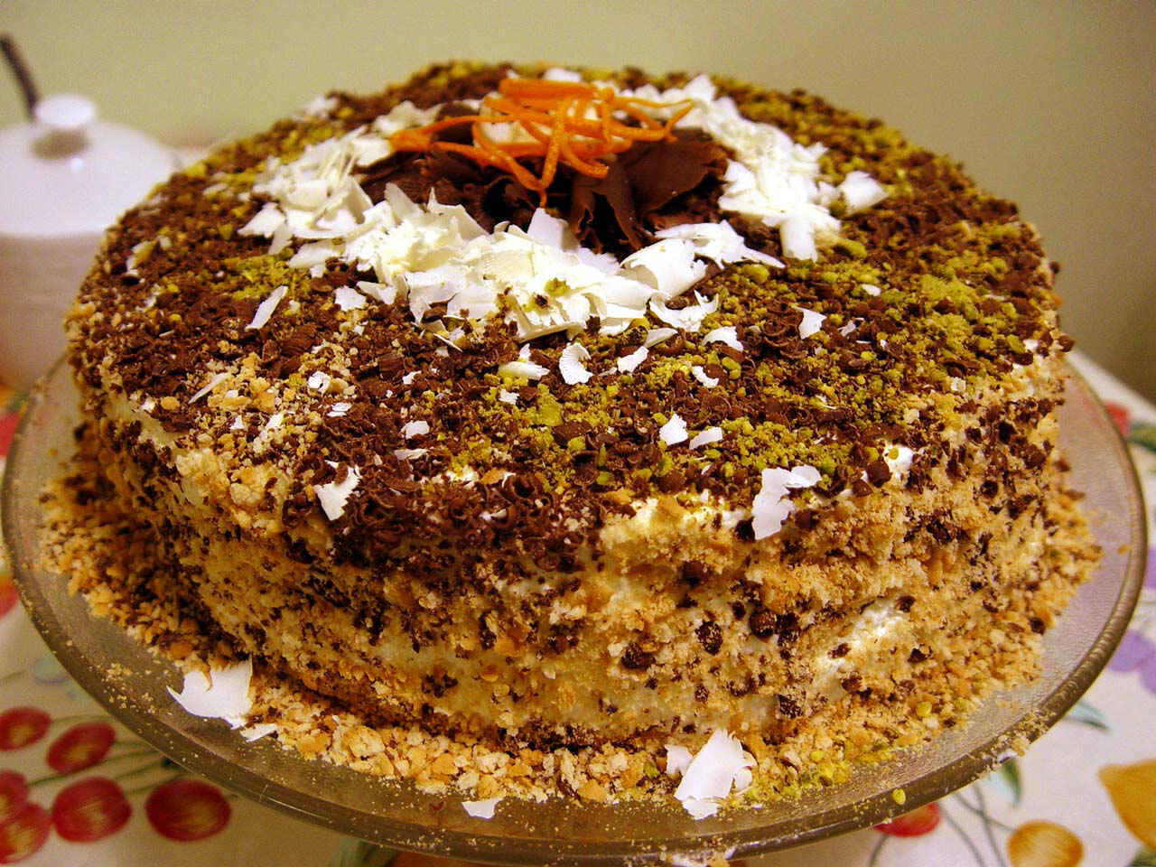 Pasta tarifleri oktay usta ile pastalarınıza lezzet katın