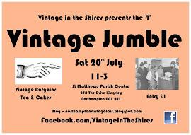 Vintage Jumble