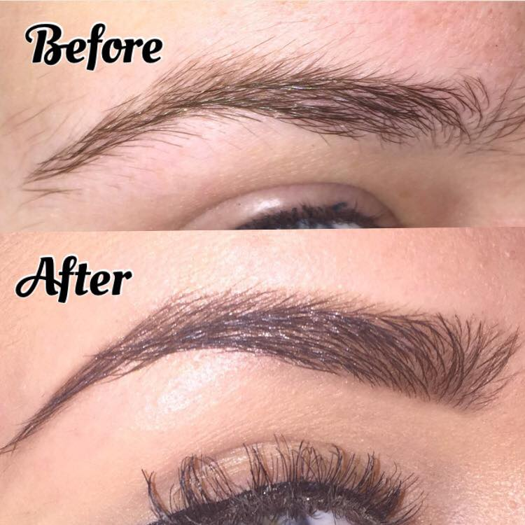 My Eyebrows Benefit Brow Bar And Anastasia Beverly Hills