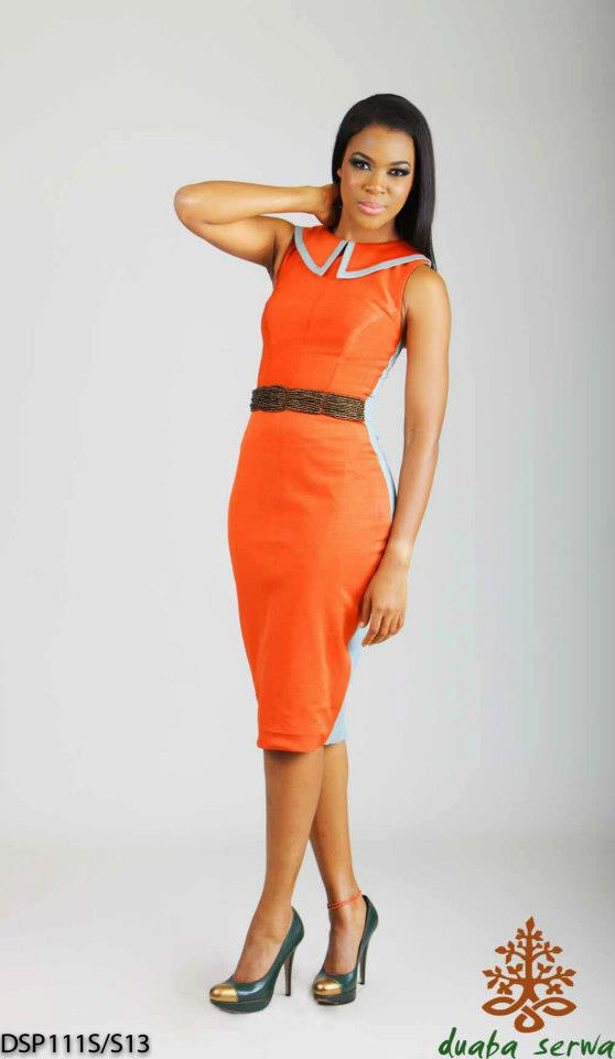 lookbook: Duaba Serwa Spring/summer 2012 mode africaine