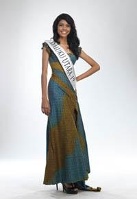 MISS INDONESIA 2011 CONTESTANT -Risky Cyndy Yunita R