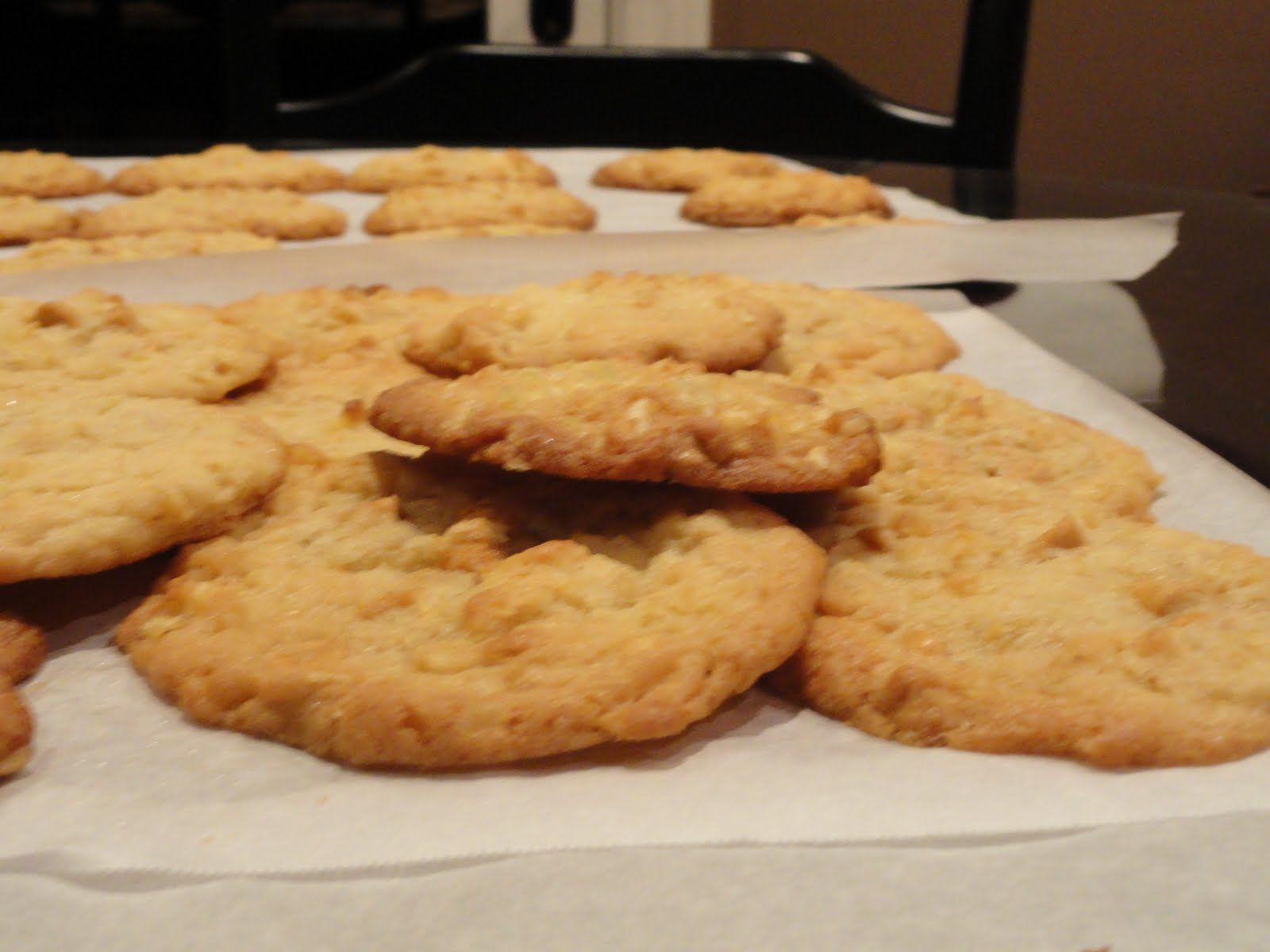 Cooking up Goodness: Potato chip cookies: Say what?