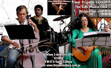 Apertura Ciclo 2015 Invitados: The Kells Musica Celta