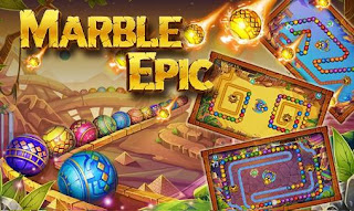 Screenshots of the Marble epic for Android tablet, phone.