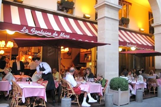 mangiare a Parigi
