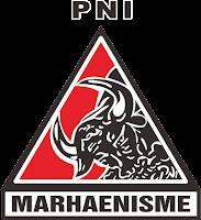 Lambang Partai Nasional Indonesia Marhaenisme - PNI Marhaenisme