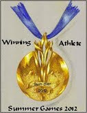 AWARD FOR EACH ATHLETE