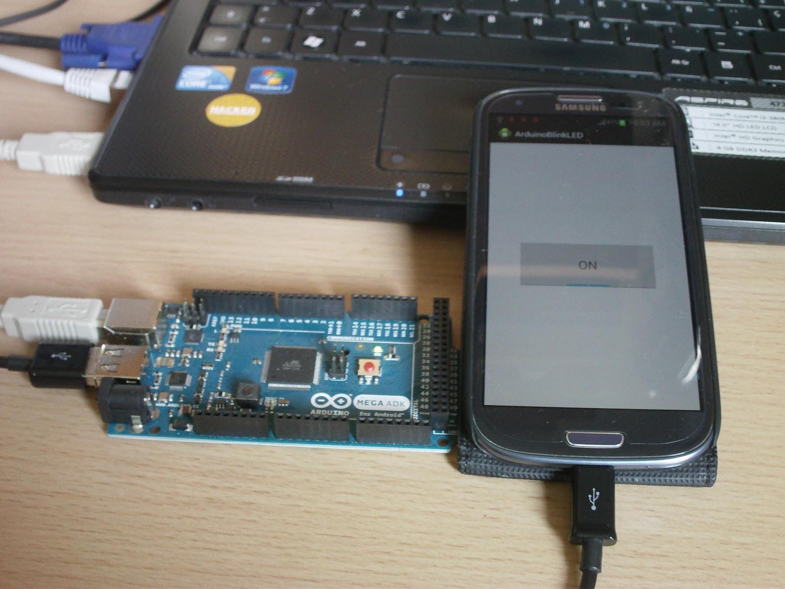 Progra mecatronica y mas arduino mega adk android