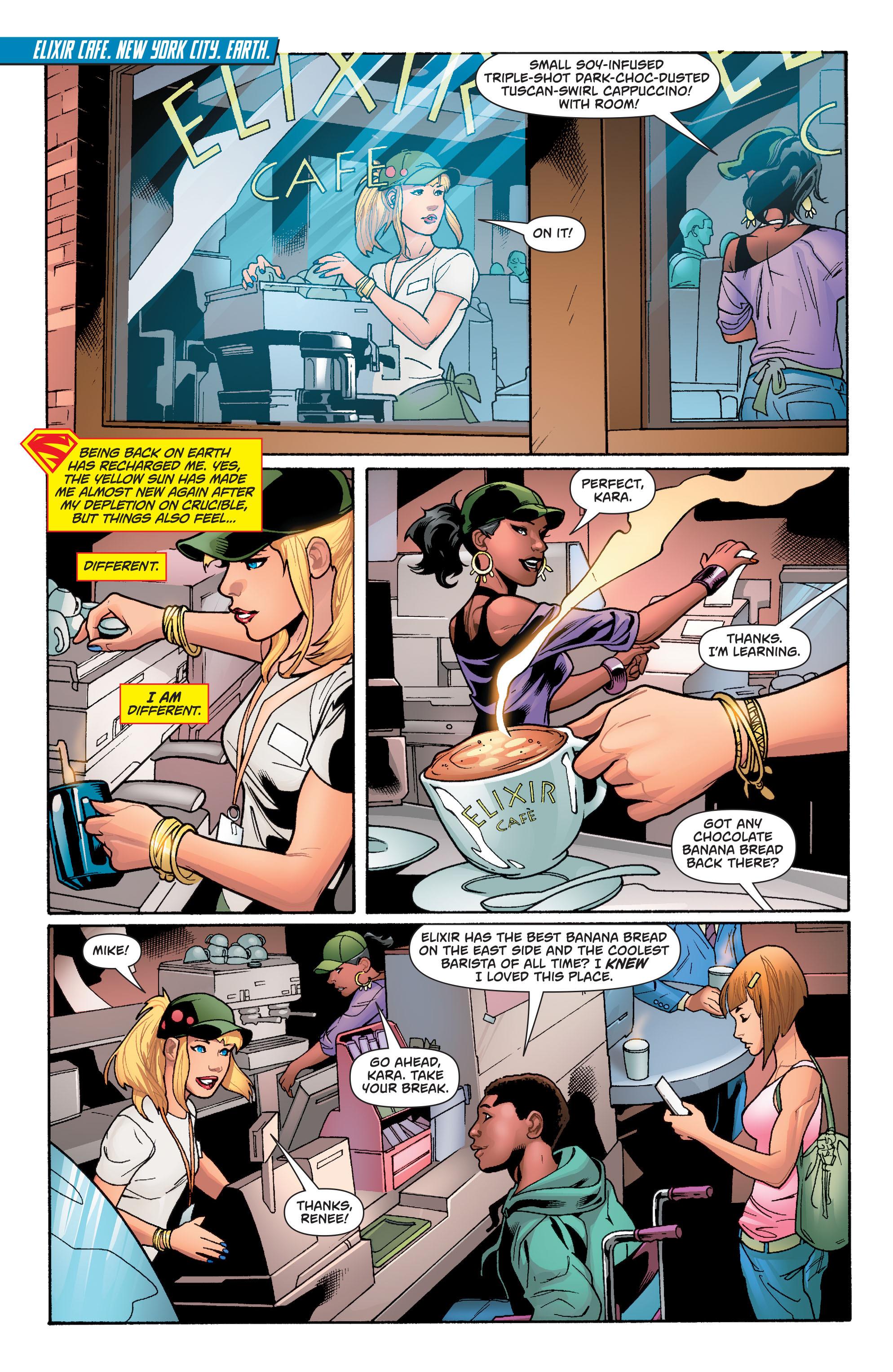 Supergirl (2011) Issue #40 #42 - English 18