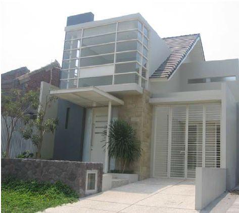cara mendesain rumah minimalis yang sejuk desain rumah