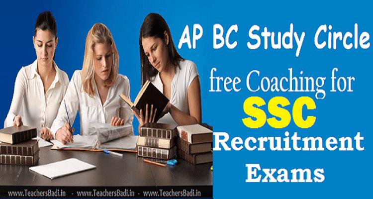 TS BC Study Circle Notification 2019 for Civils Coaching ...