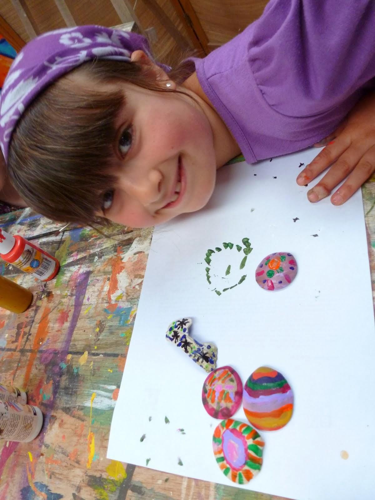 Taller de Arte con los Niño/aS!!