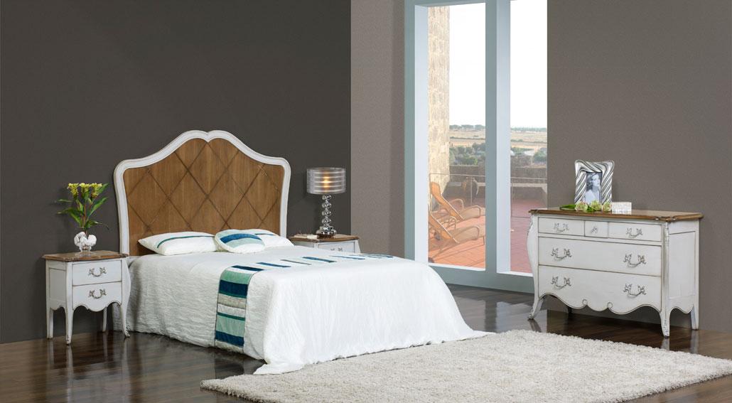 Decoraci n e ideas para mi hogar 10 bellos dormitorios - Dormitorio estilo vintage ...