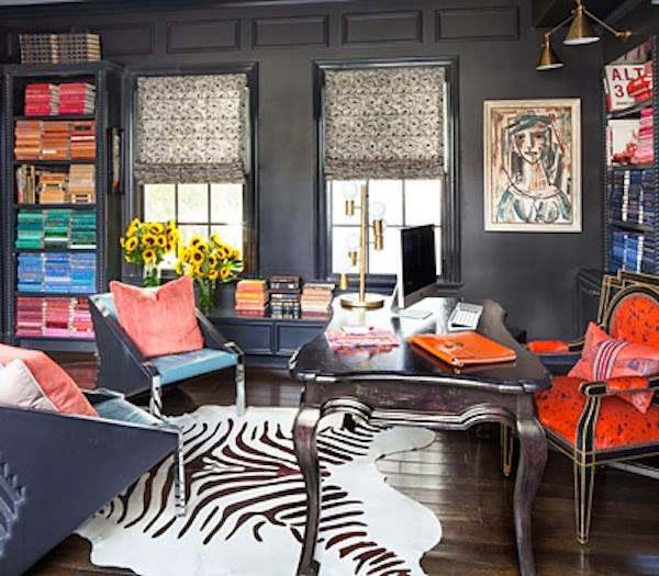 the cow spot at home with kourtney kardashian. Black Bedroom Furniture Sets. Home Design Ideas