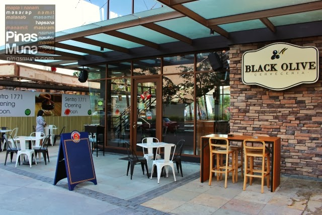 Black Olive Capitol Commons