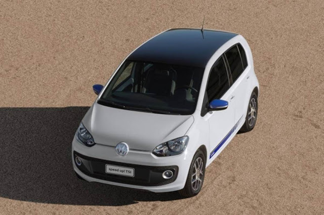 Volkswagen Speed Up! TSI Turbo
