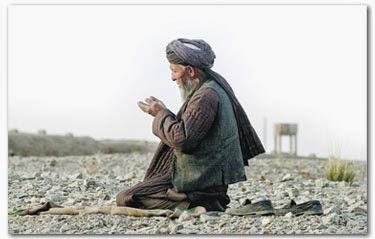 jangan lelah dalam berdoa