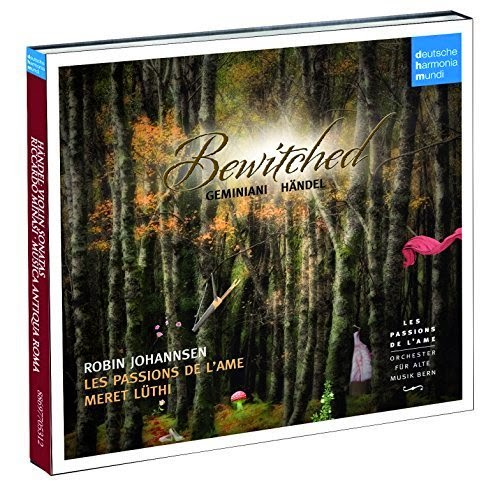 The Enchanted Forest - Les Passions de l'Ame