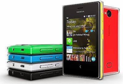 Nokia Asha 503 Dual SIM Pic