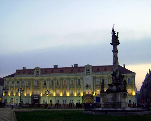 Timișoara - Romani