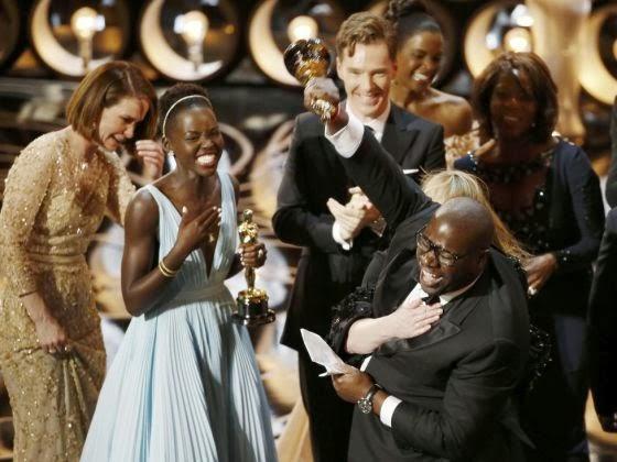 '12 años de esclavitud' y 'Gravity' triunfan en los Oscar. Making Of. Lista de ganadores. Palmarés. MÁS CINE. Noticias