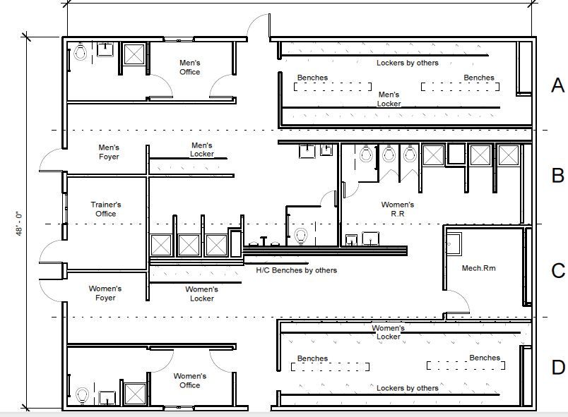locker room floor plans submited images locker room floor plans submited images