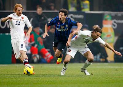 Inter Milan 2 - 1 Cagliari (3)