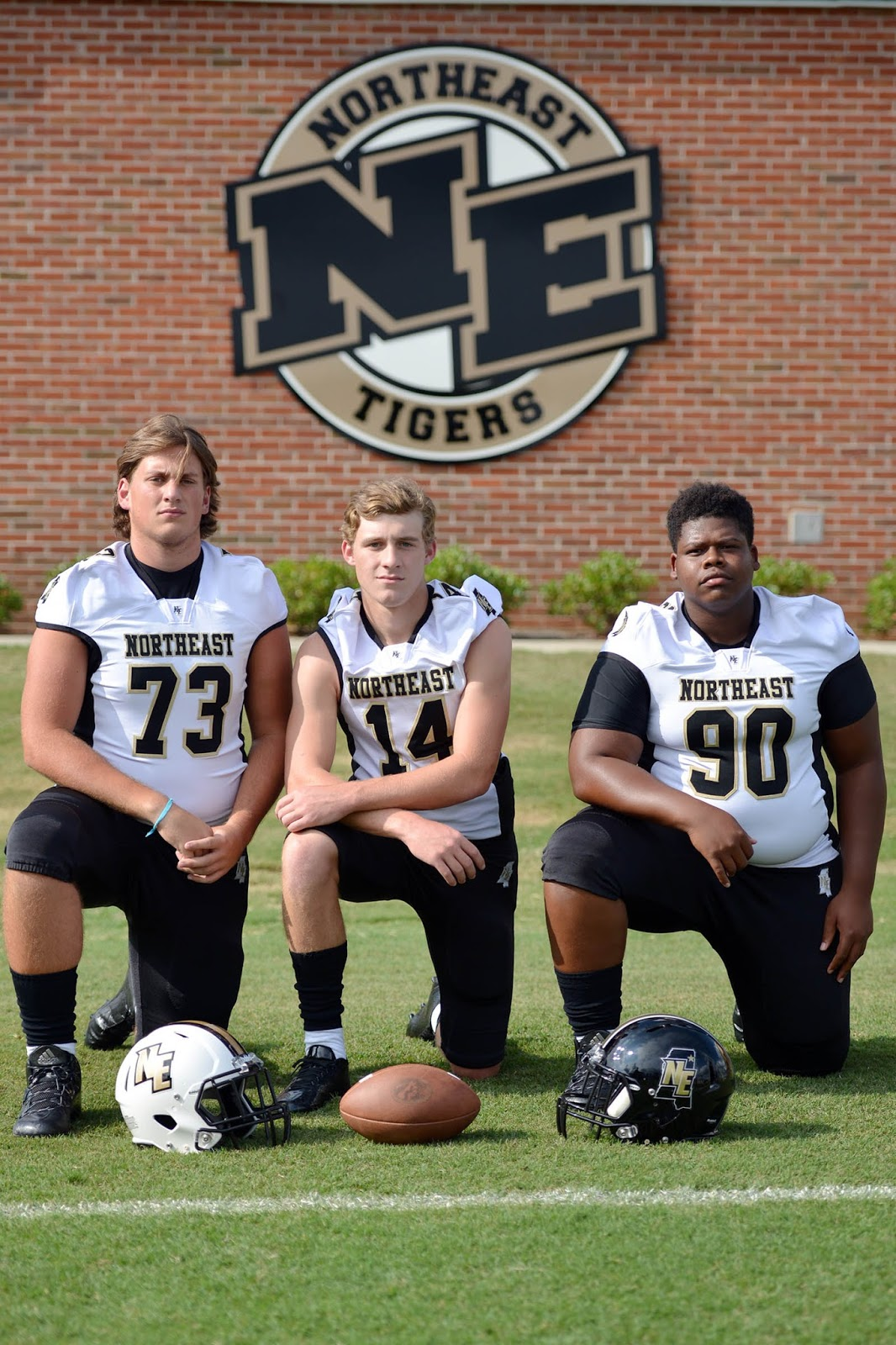 Desoto countians make nemcc football team tiger wire the northeast mississippi community college football program is already one third of the way through its 2015 season the tigers have home games remaining sciox Images