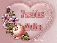 Regalo de Gracita,por el dia internacional de la mujer,muchas gracias!!!!!!