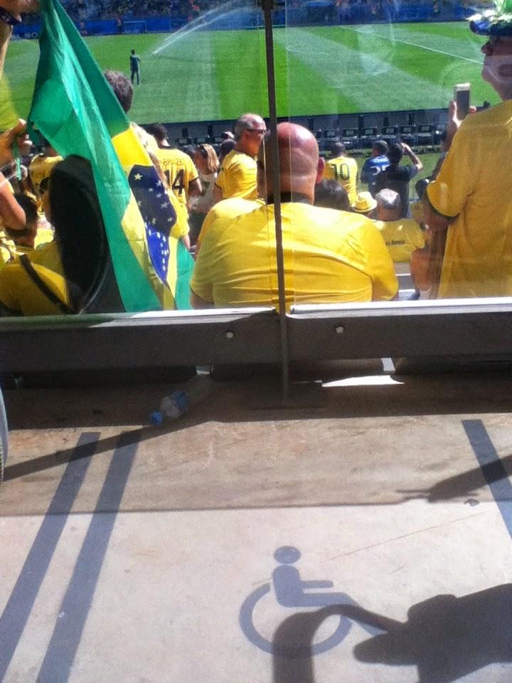 Brazil v Chile, Belo Horizonte