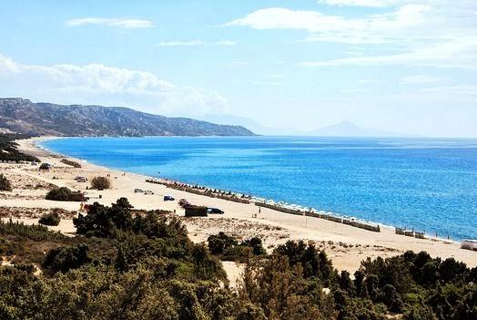Spanien semester och resor: Naturism på Lanzarote