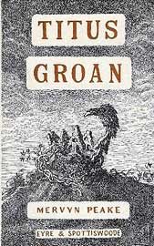 Titus Groan, 1946, copertina