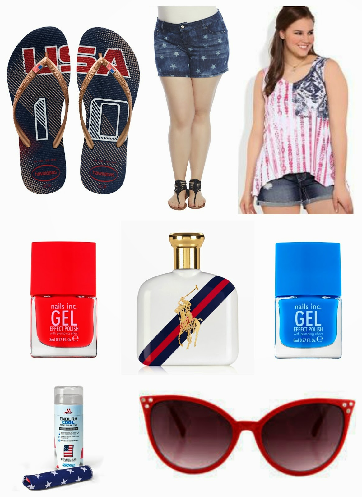team usa, fifa, world cup style, havaianas, polo, urban decay, cooling towel, cid style file