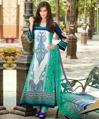 Indian Salwar Kameez 2014