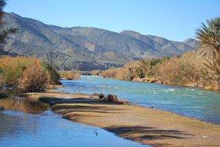 Rivière Maroc