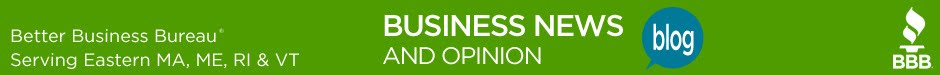 Better Business Bureau - Business News and Opinion Blog