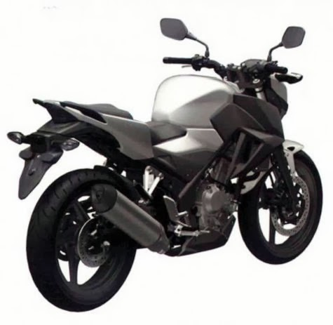All-New Honda Tiger 250CC