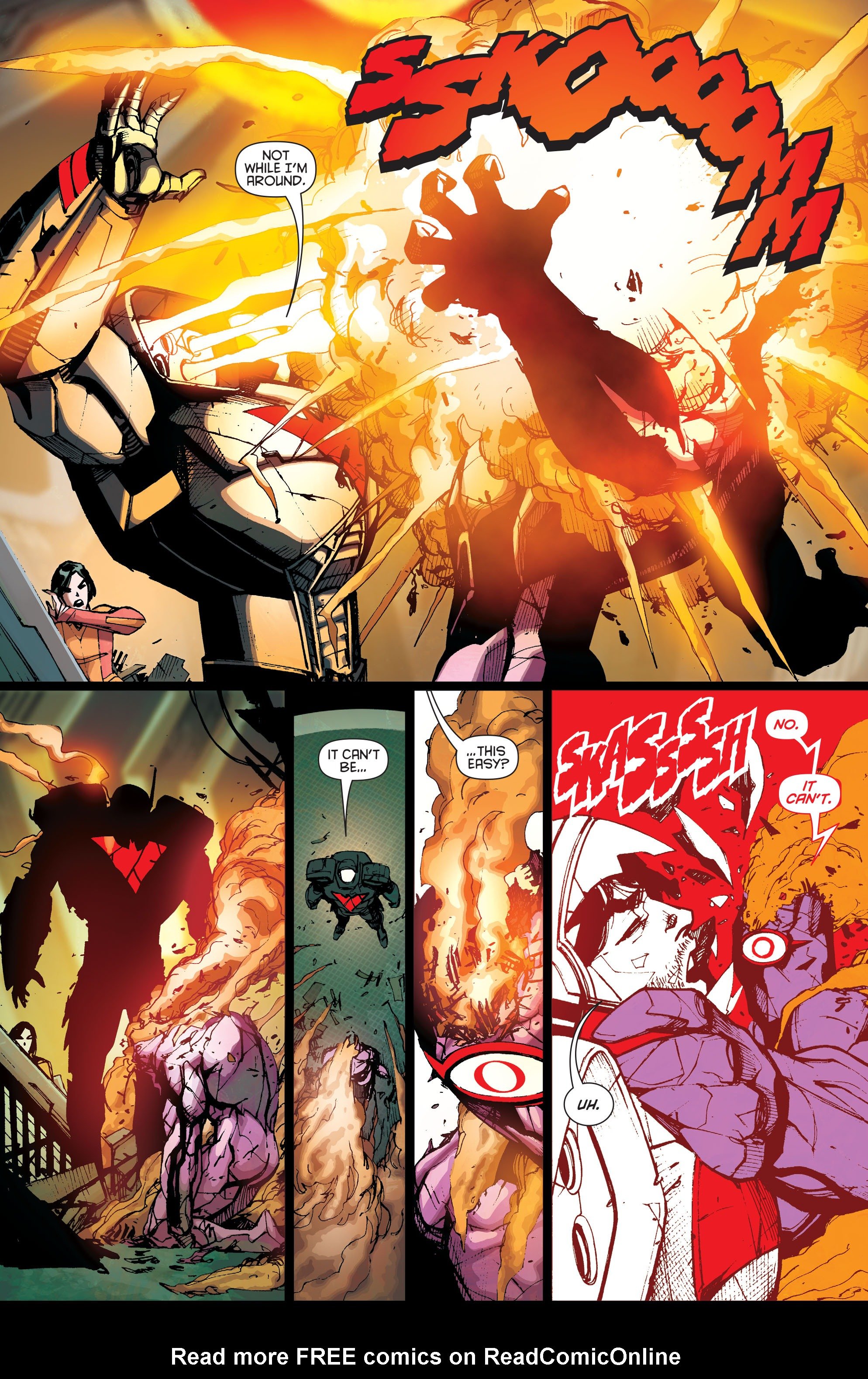 Batman Beyond (2015) Issue #6 #6 - English 14