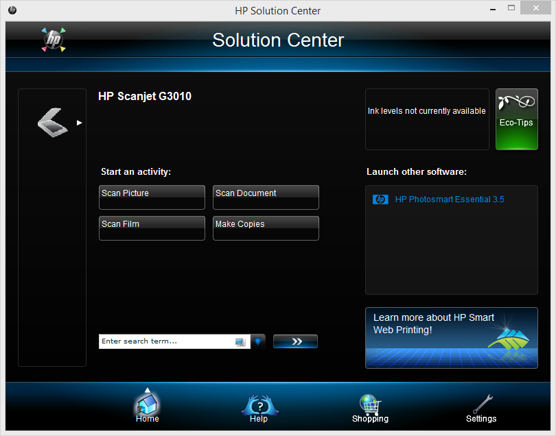 HP Scanjet G Drivers Free Download Software Installation