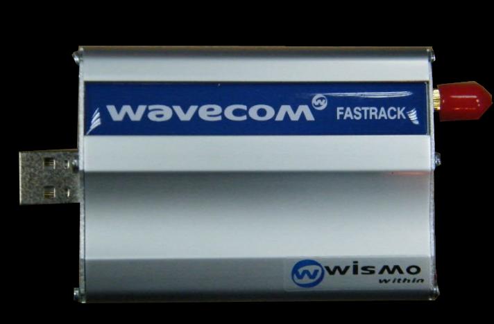wavecom fastrack m1306b driver windows 10