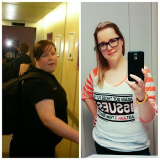 Foto Before After Diet
