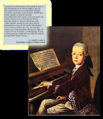 Fragmento biografía de Mozart por HC Robbins Landon
