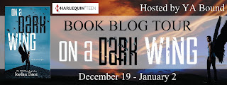 {Review+Giveaway} On a Dark Wing by Jordan Dane
