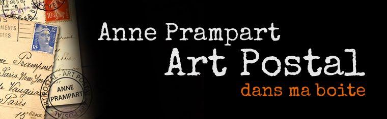 Anne Prampart Art Postal dans ma boite
