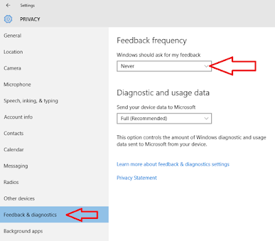 How to Stop or Disable Windows 10 Feedbacks & All Notification,stop windows 10 feedbacks,stop wndows app notification,disable notification,stop all notification,how to stop,how to disable,how to turn off,windows 10 notification stop,system,never,Notification & action,how to stop notification,taskbar notification,app notification,windows system notification,tips,news,how to stop app notification,windows 10 notification,stop,disable,turn off
