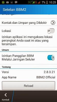 BBM Official Versi 2.8.0.21