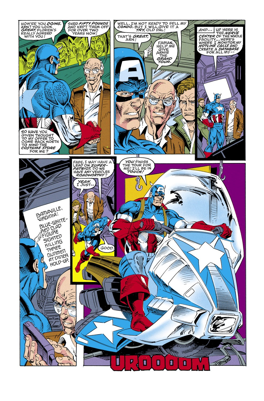 Captain America (1968) Issue #428 #378 - English 12