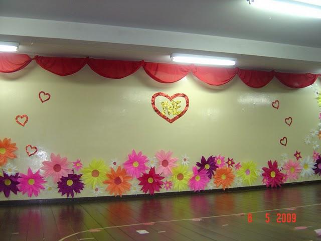 Eu Amo O Ministério Infantil Decoraç u00e3o Dia das M u00e3es!!! -> Decoração Dia Das Mães Em Loja